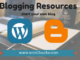 Scrollbucks blogging resources