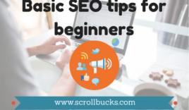 Basic SEO tips for beginners