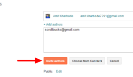 How to add multiple authors to BlogSpot blog?
