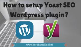 How to install and setup Yoast WordPress SEO Plugin?