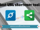 Best URL shortener tools