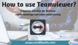 What is Teamviewer and How to use it (with screenshot)?