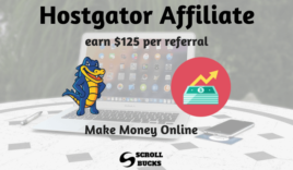 How to earn money with Hostgator affiliate program?