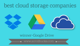 OneDrive vs Google Drive vs Dropbox: Which is best cloud storage?