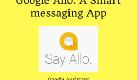 Google Allo: Another option to WhatsApp