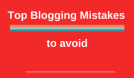 What mistakes I did in my two years of blogging journey