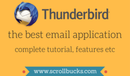 Mozilla Thunderbird- the best email application