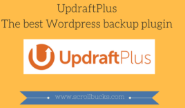 UpdraftPlus Review- The best WordPress backup plugin
