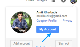 How to login to Gmail without password?