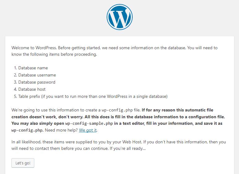 install wordpress in local using xampp