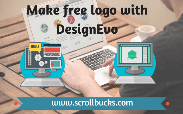Make free logo with DesignEvo