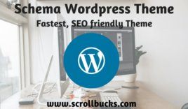Fastest loading SEO WordPress Theme- Schema (Review and Offer)